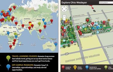 OWU Maps
